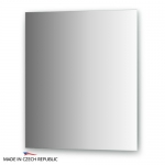 Зеркало с полированной кромкой  65Х75 см FBS REGULAR арт. CZ 0208