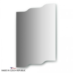 Зеркало с частичным фацетом 10 мм 40Х60 см FBS PRACTICA арт. CZ 0462
