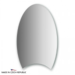Зеркало с частичным фацетом 10 мм 40Х60 см FBS PRACTICA арт. CZ 0464