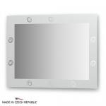 Зеркало с орнаментом - галактика 80Х60 см FBS ARTISTICA арт. CZ 0706