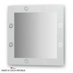 Зеркало с орнаментом - галактика 60Х60 см FBS ARTISTICA арт. CZ 0707