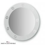 Зеркало с орнаментом - галактика 60Х60 см FBS ARTISTICA арт. CZ 0709