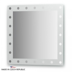 Зеркало с орнаментом - жемчуг 70Х70 см FBS ARTISTICA арт. CZ 0713