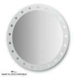 Зеркало с орнаментом - жемчуг 80Х80 см FBS ARTISTICA арт. CZ 0715
