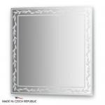 Зеркало с орнаментом - ива 70Х70 см FBS ARTISTICA арт. CZ 0723
