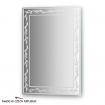 Зеркало с орнаментом - ива 50Х70 см FBS ARTISTICA арт. CZ 0734