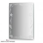 Зеркало с орнаментом - акватика 50Х70 см FBS ARTISTICA арт. CZ 0766